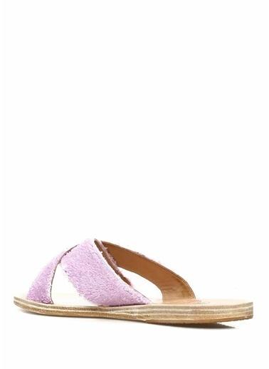 Ancient Greek Sandals Terlik Lila